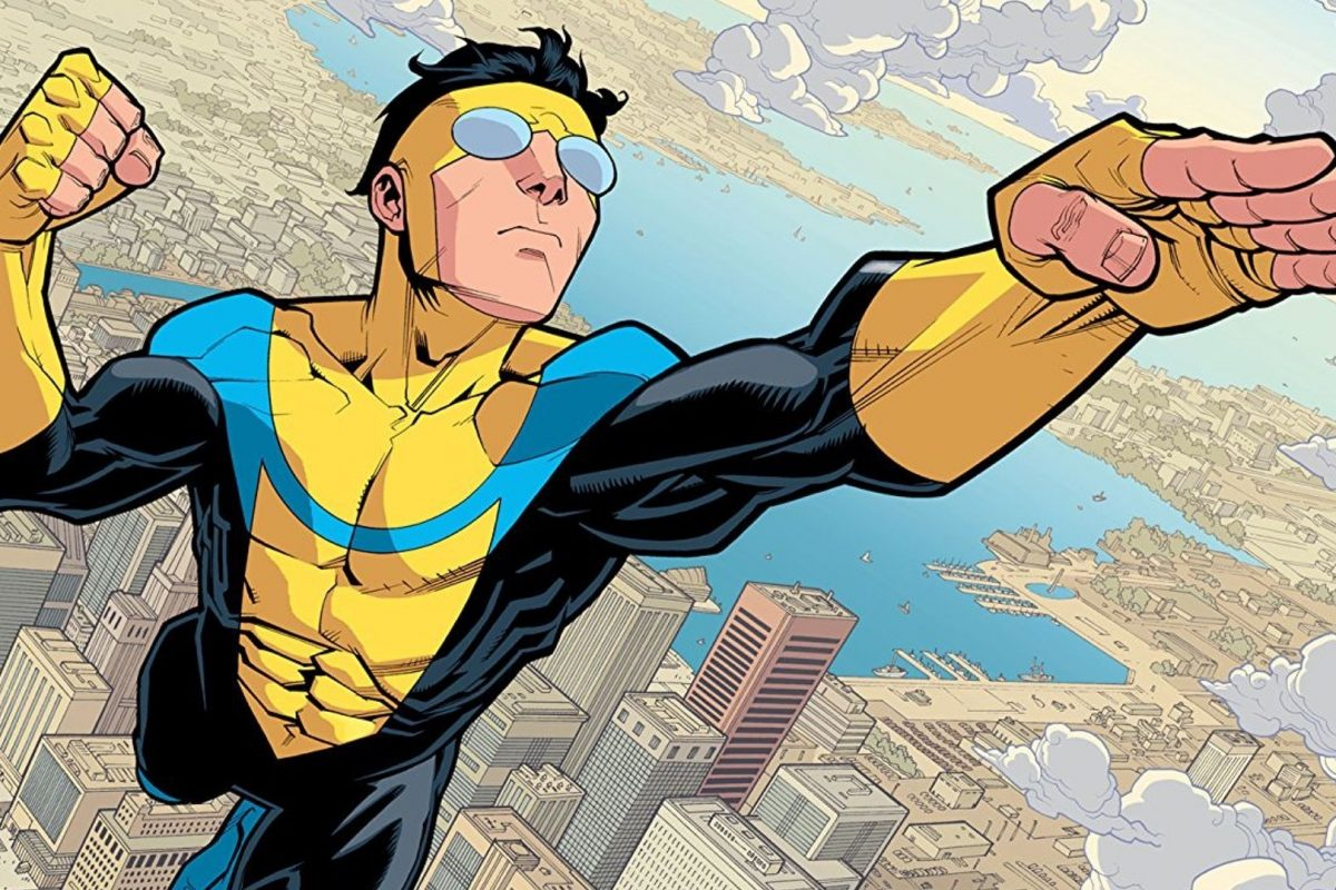 Invincible suma a muchos actores de The Walking Dead