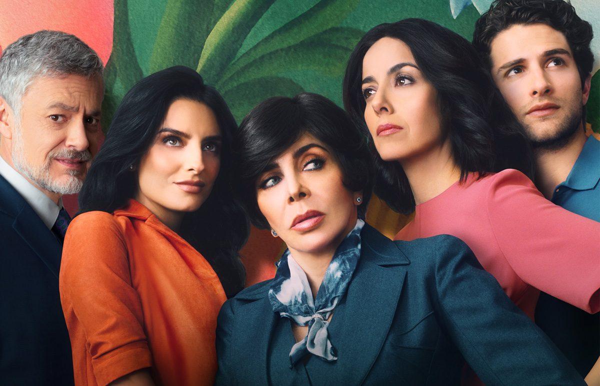 La Casa de las Flores arranca el rodaje de su segunda temporada