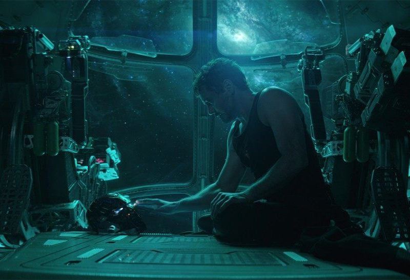Marvel revela las primeras pruebas de Robert Downey Jr. como Iron Man