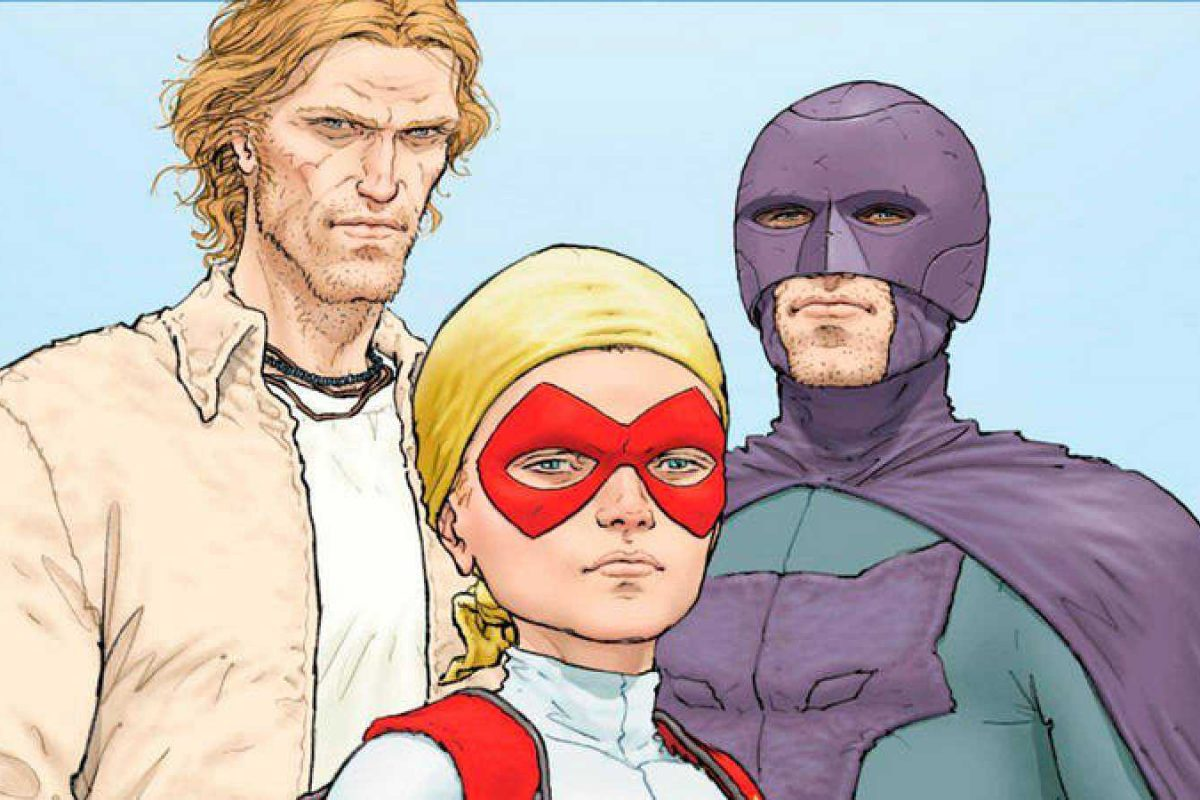 Jupiter's Legacy: Primer vistazo exclusivo