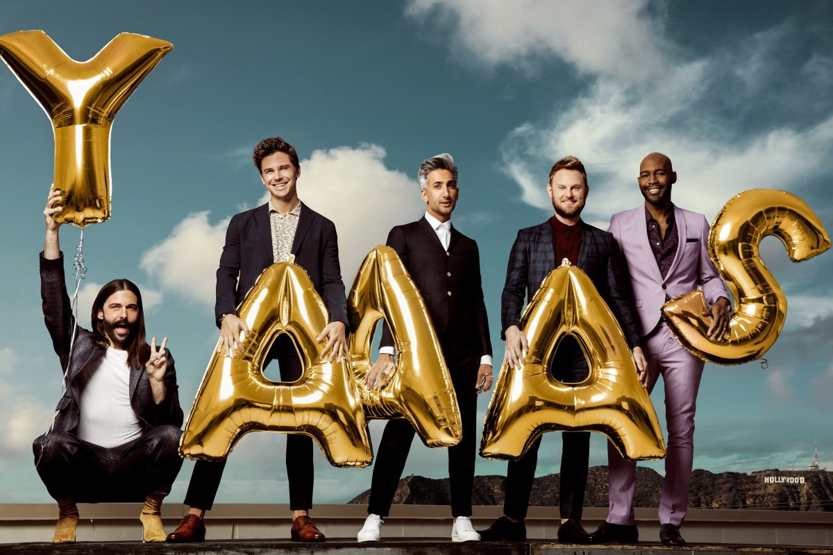 Queer Eye estrena el trailer de su cuarta temporada