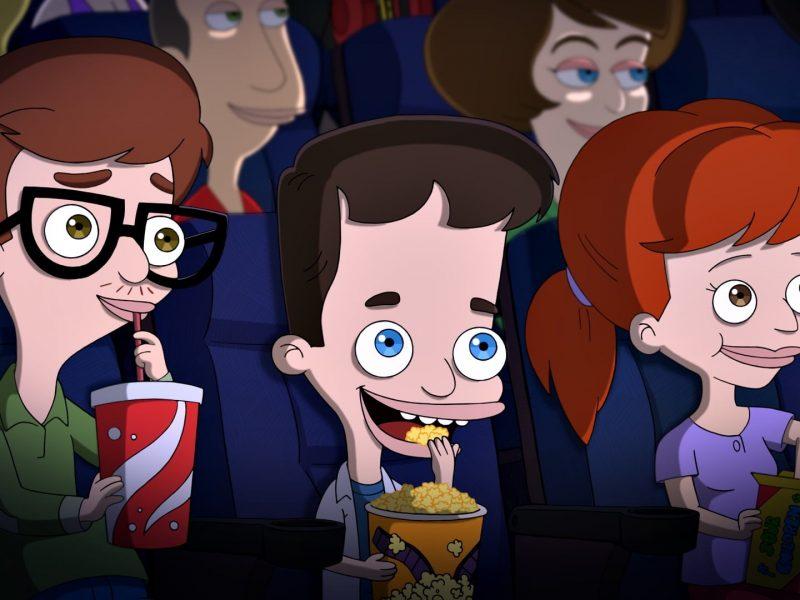 Netflix anuncia la fecha de regreso de Big Mouth con las primeras imágenes
