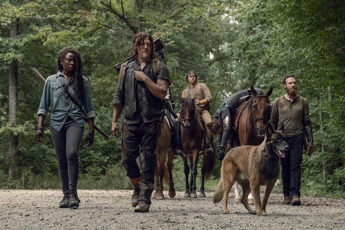 The Walking Dead: Teaser de los episodios finales de la décima temporada
