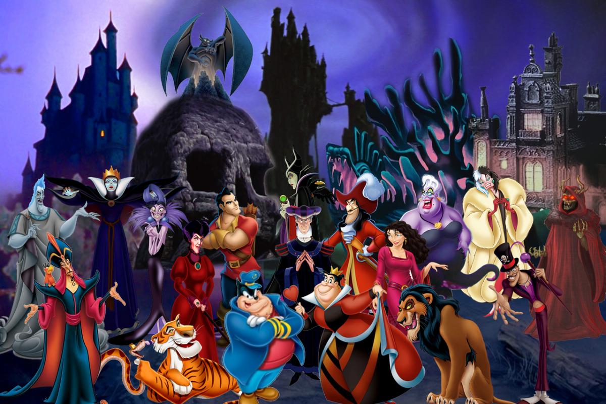 Los villanos de Disney tendrán su propia serie