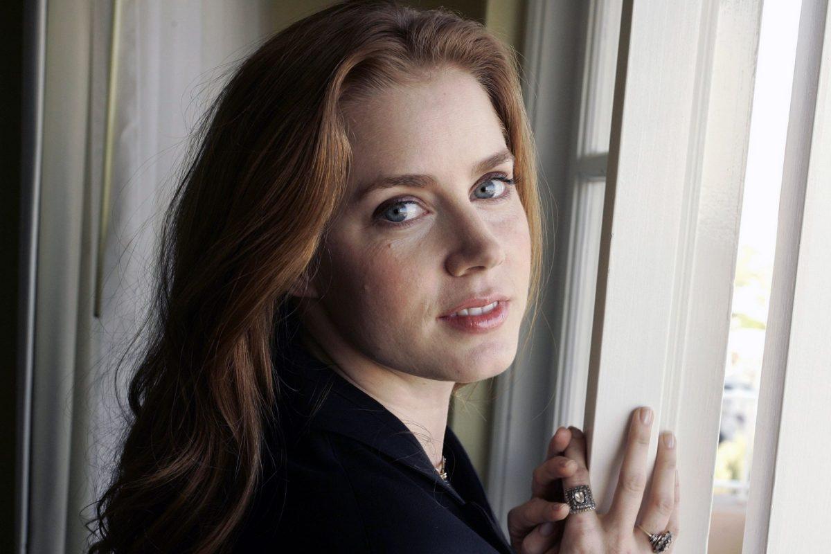 Amy Adams trabaja en una nueva serie para HBO