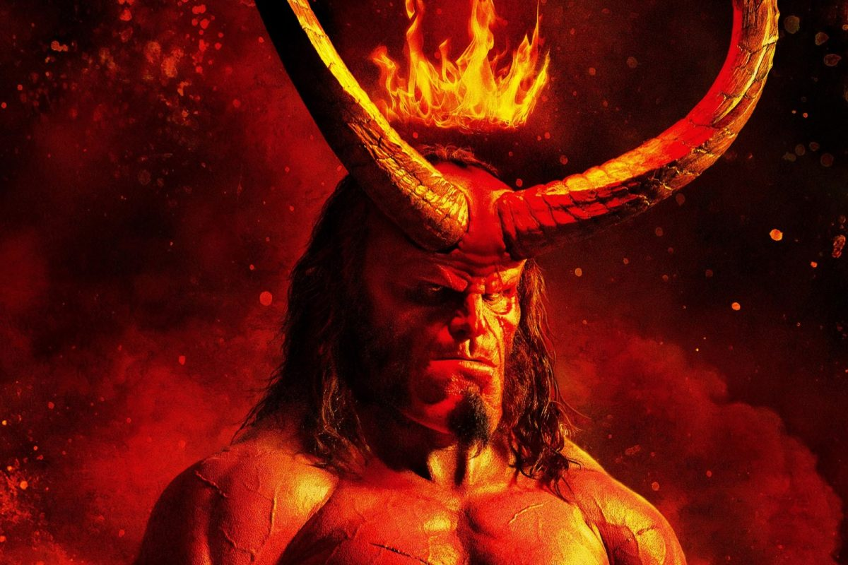 Hellboy: Blood Queen estrena su propio poster en movimiento