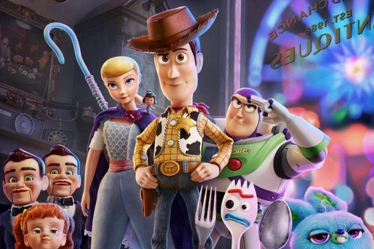 Toy Story 4 se estaba escribiendo durante la producción de la 3