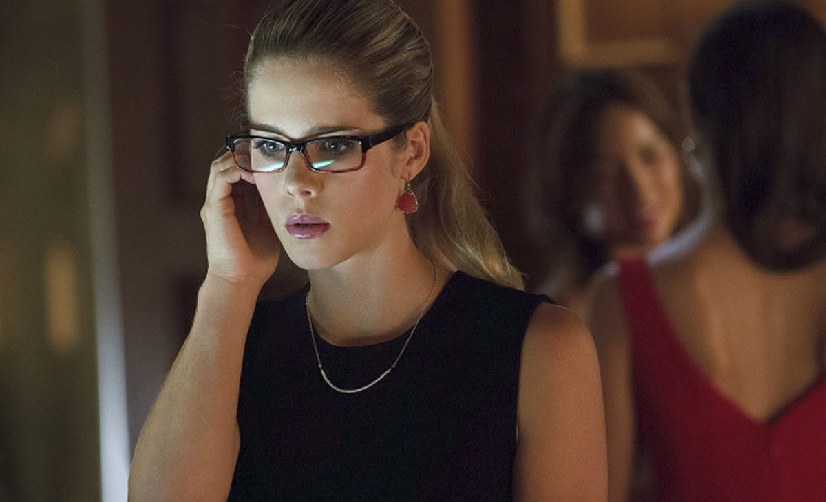 Arrow: Emily Bett Rickards dejará el show antes de la temporada final