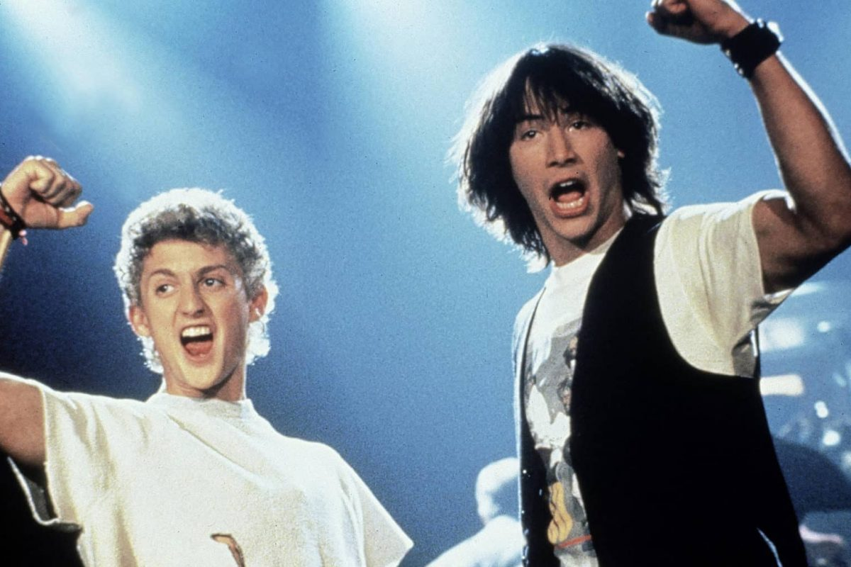 Bill & Ted 3 encuentra a su villano