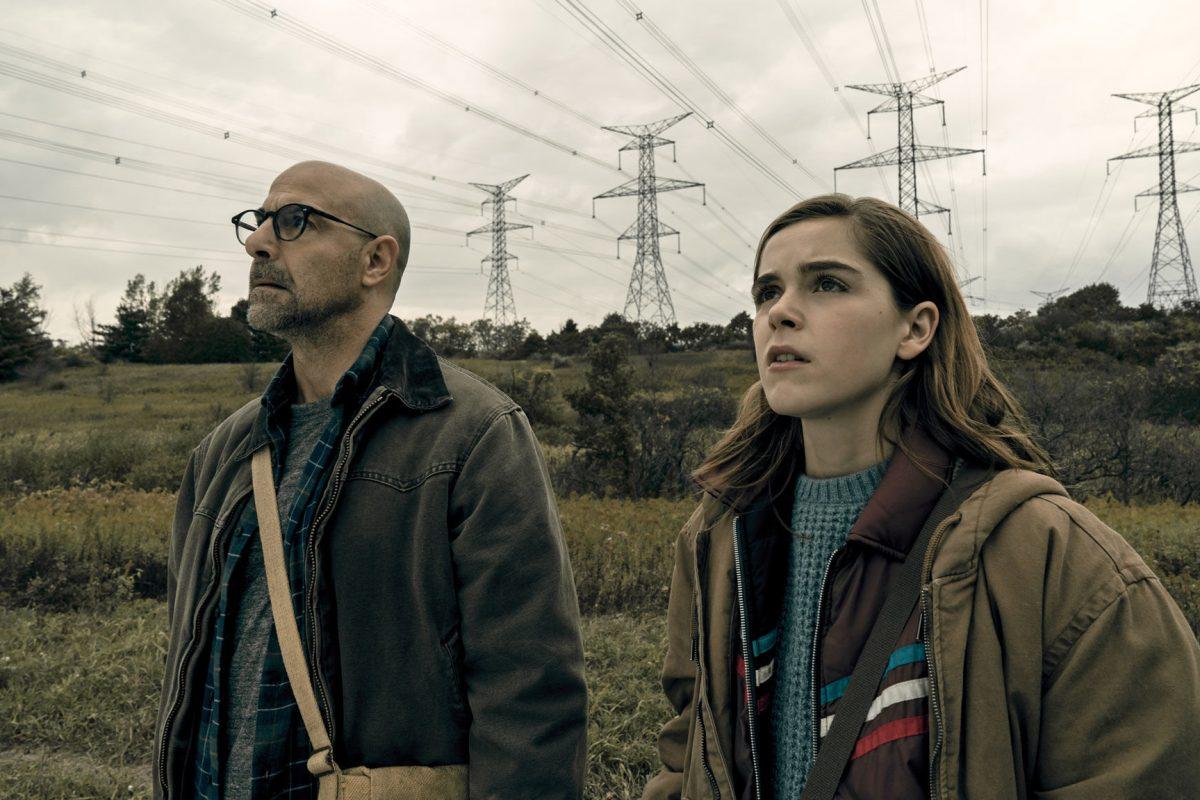 Stanley Tucci y Kiernan Shipka protagonizan el trailer de El Silencio