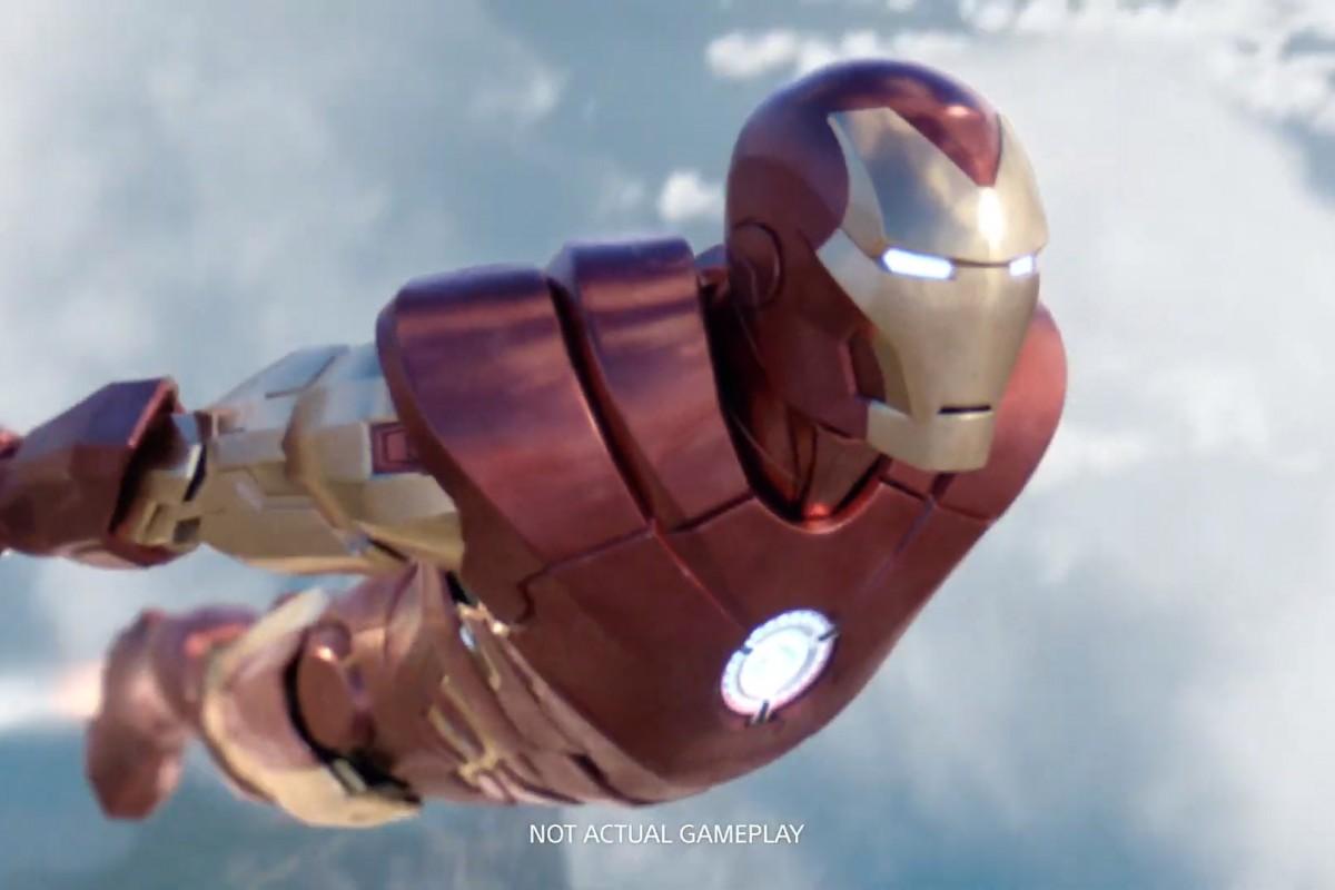 Iron Man VR estrena su trailer de lanzamiento
