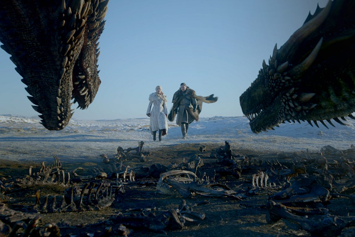 Game of Thrones: Recap del 8×01