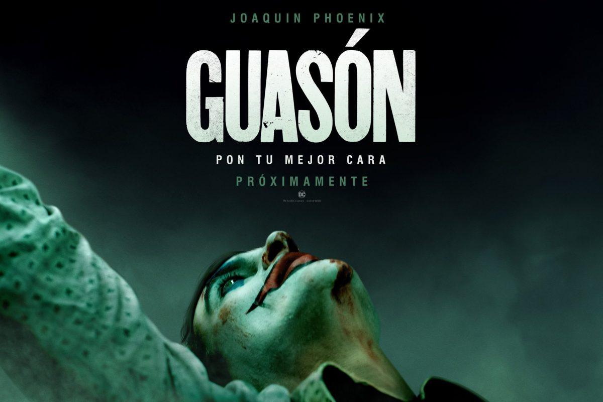 Joker estrena su primer teaser trailer