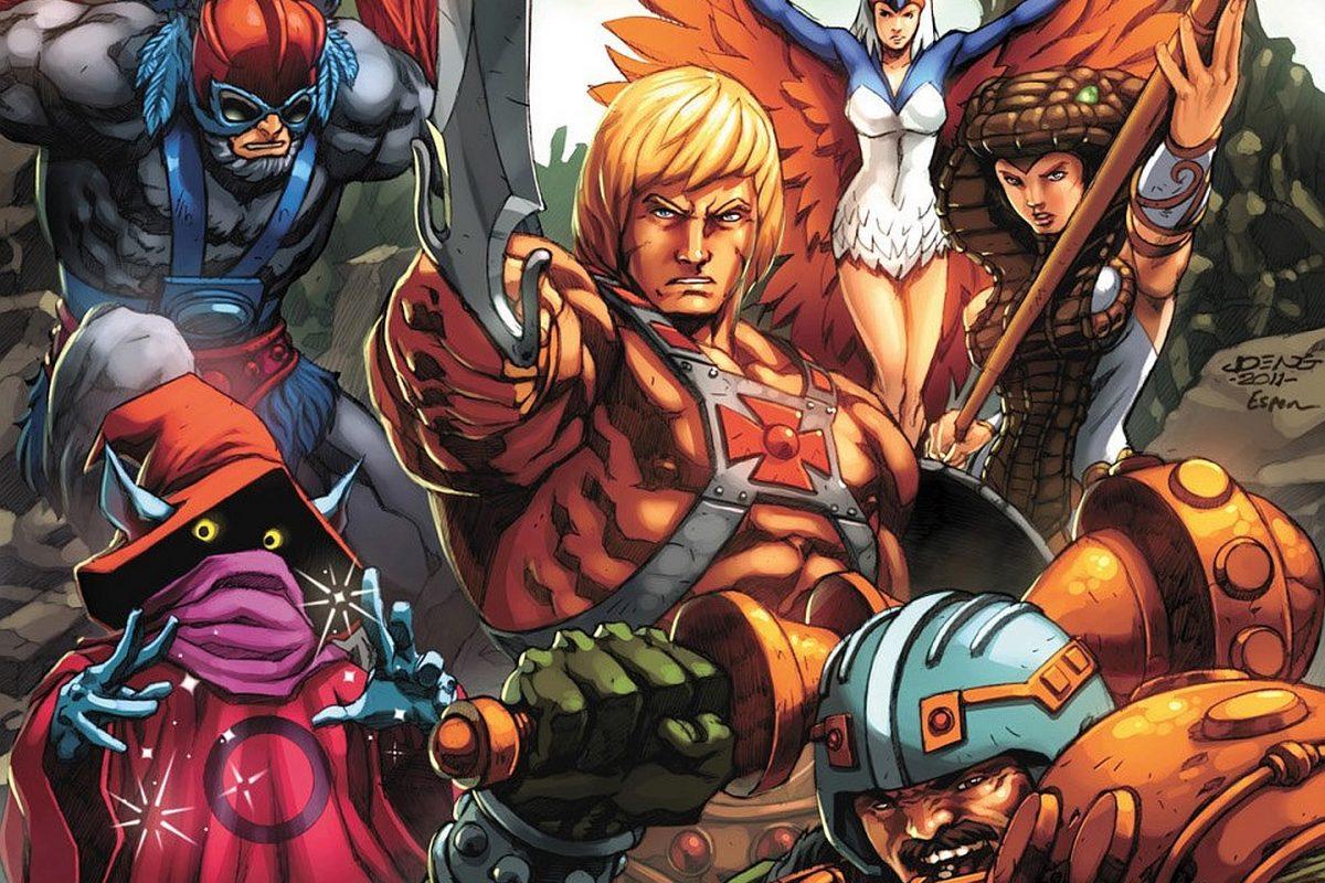 Netflix y Kevin Smith preparan una serie animada de He-Man