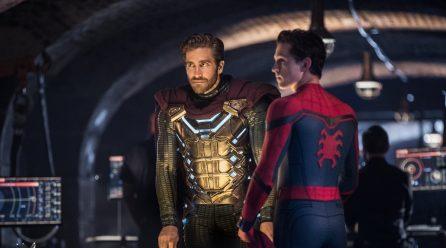 Mysterio iba a lucir muy diferente en Spider-Man: Lejos de Casa