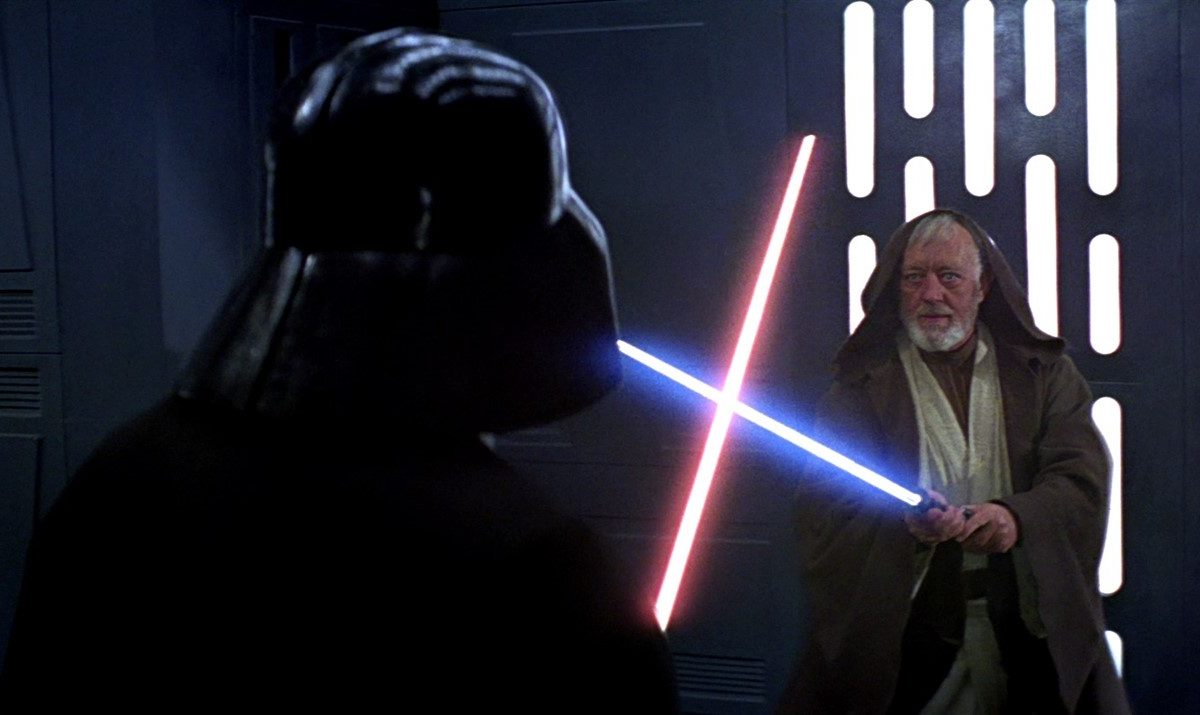 Star Wars: Fans recrean la batalla entre Darth Vader y Obi-Wan