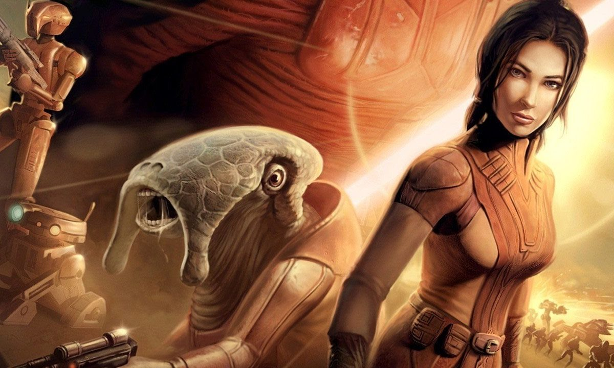 Star Wars prepara una película de Knights of the Old Republic