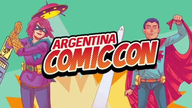 Argentina Comic Con 2019: Invitados internacionales del mundo del comic