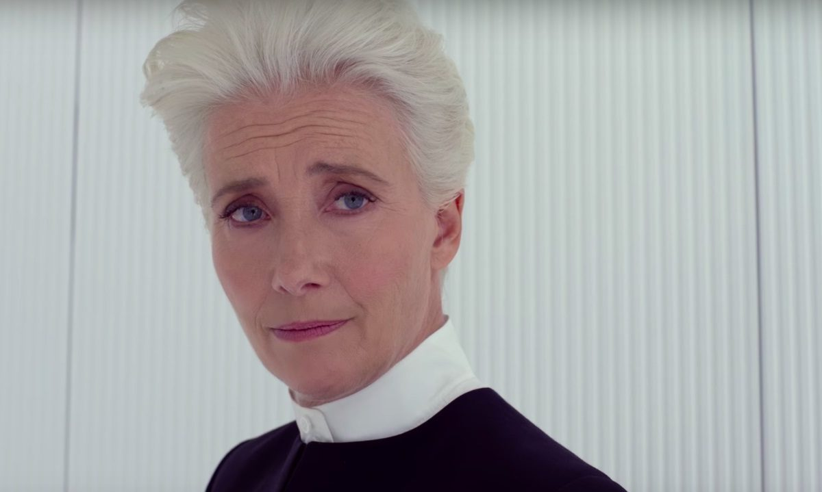 Emma Thompson quiso estar en Star Wars, pero la rechazaron