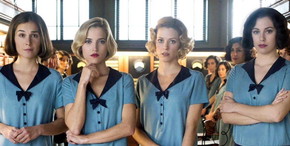 Las Chicas del Cable: Adelanto de la cuarta temporada