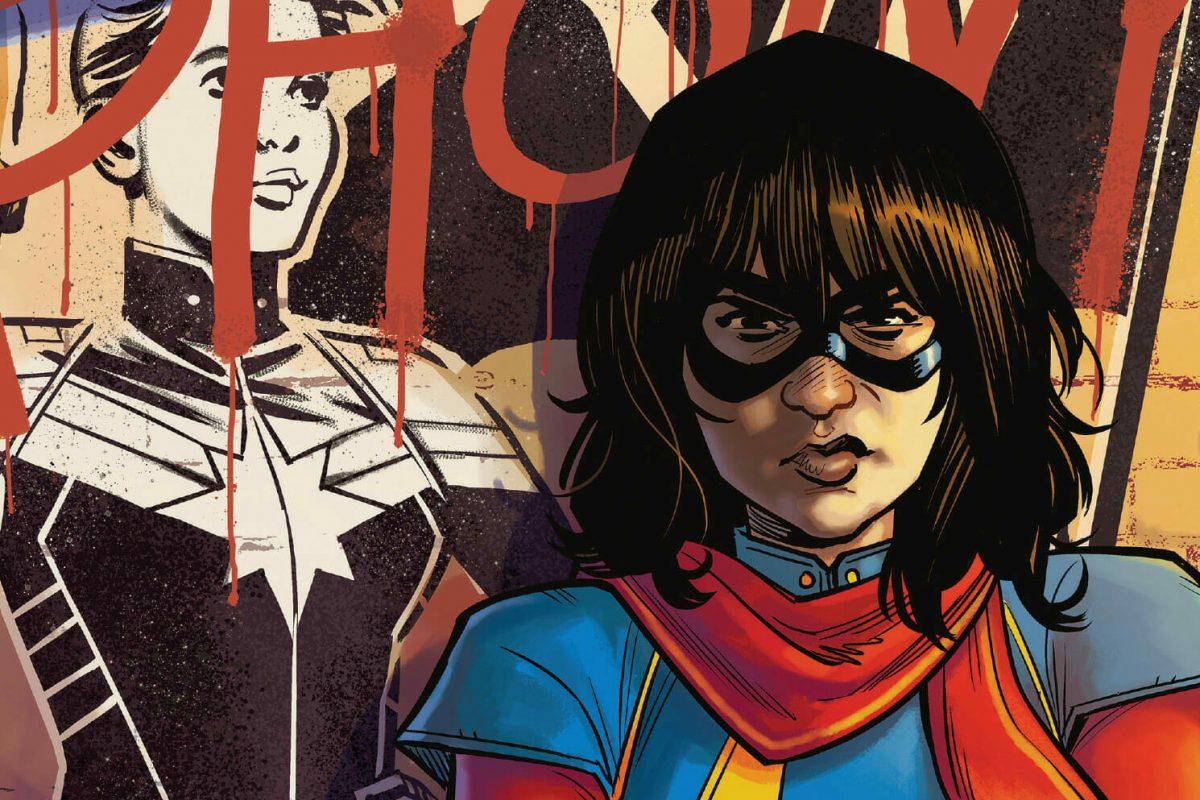 Marvel quiere hacer una película de Ms. Marvel