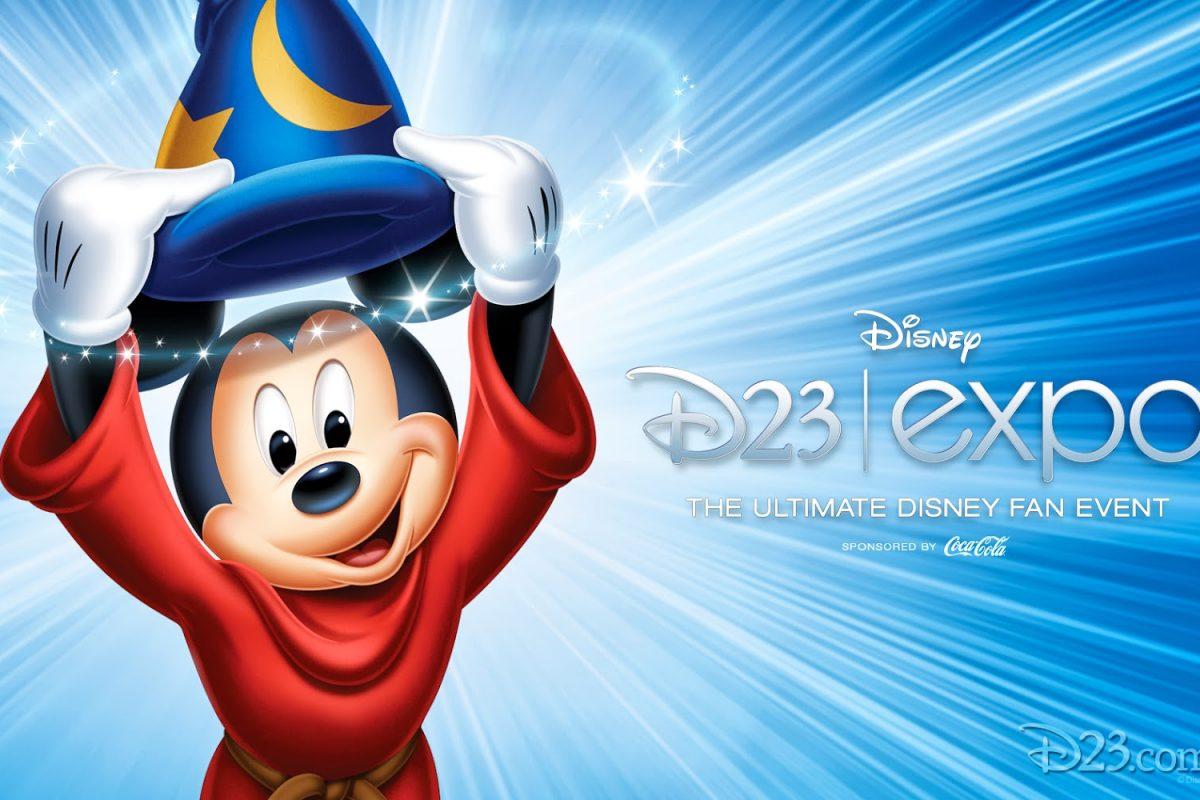 Disney revela el itinerario de D23