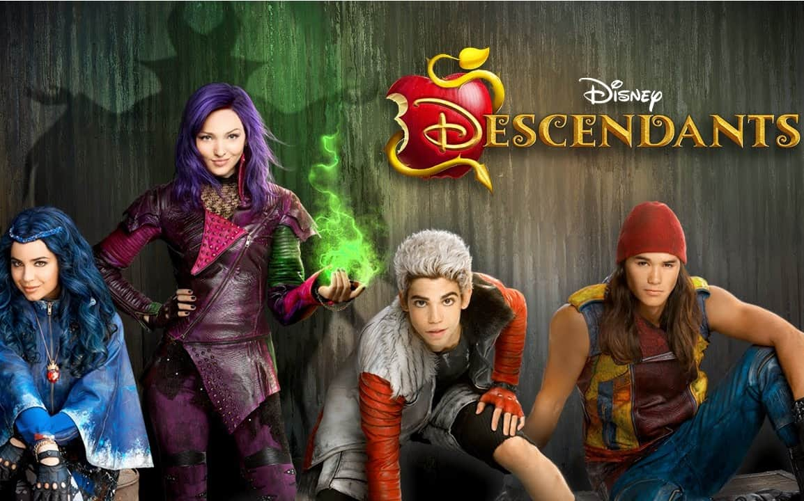 Los Descendientes 3 anuncia su fecha de estreno con un nuevo video musical