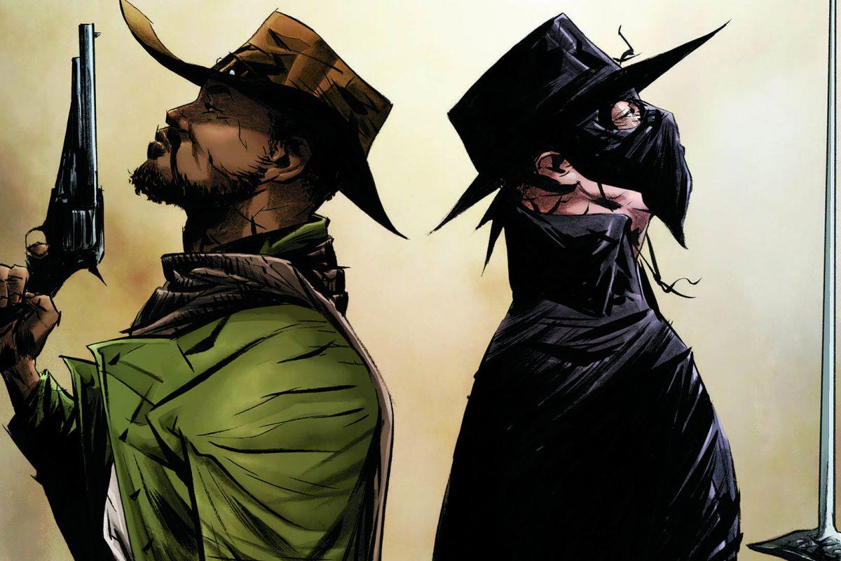 Quentin Tarantino llevará el crossover entre Django y El Zorro al cine