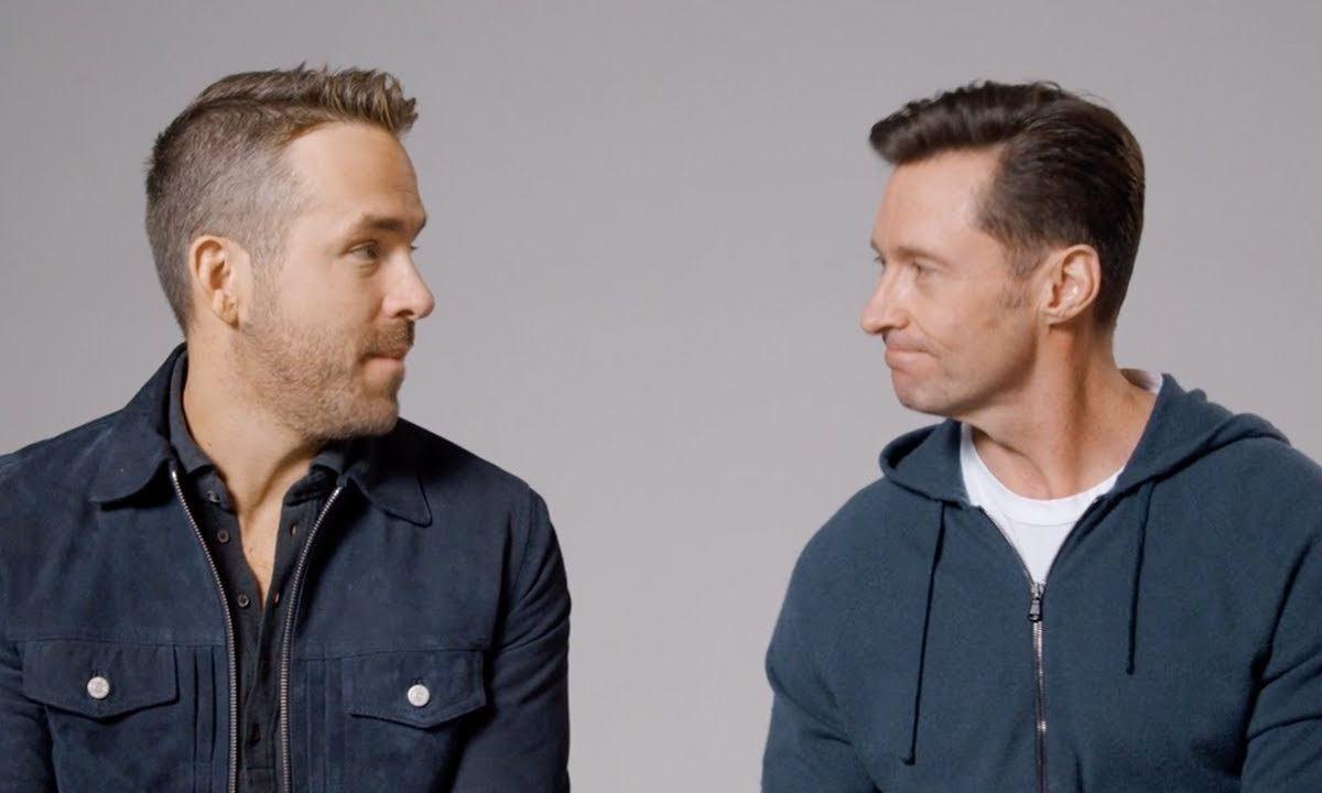 Ryan Reynolds se burla de Hugh Jackman en el día del mejor amigo
