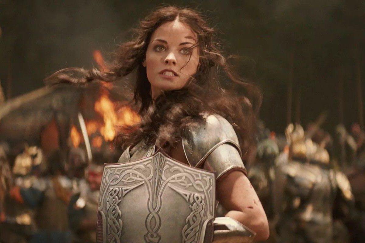 Jamie Alexander quiere volver para Thor: Love and Thunder