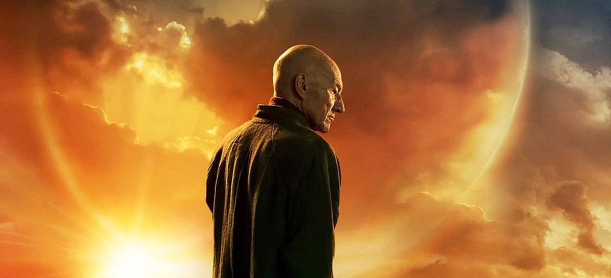 Star Trek: Picard prepara su novela y cómic