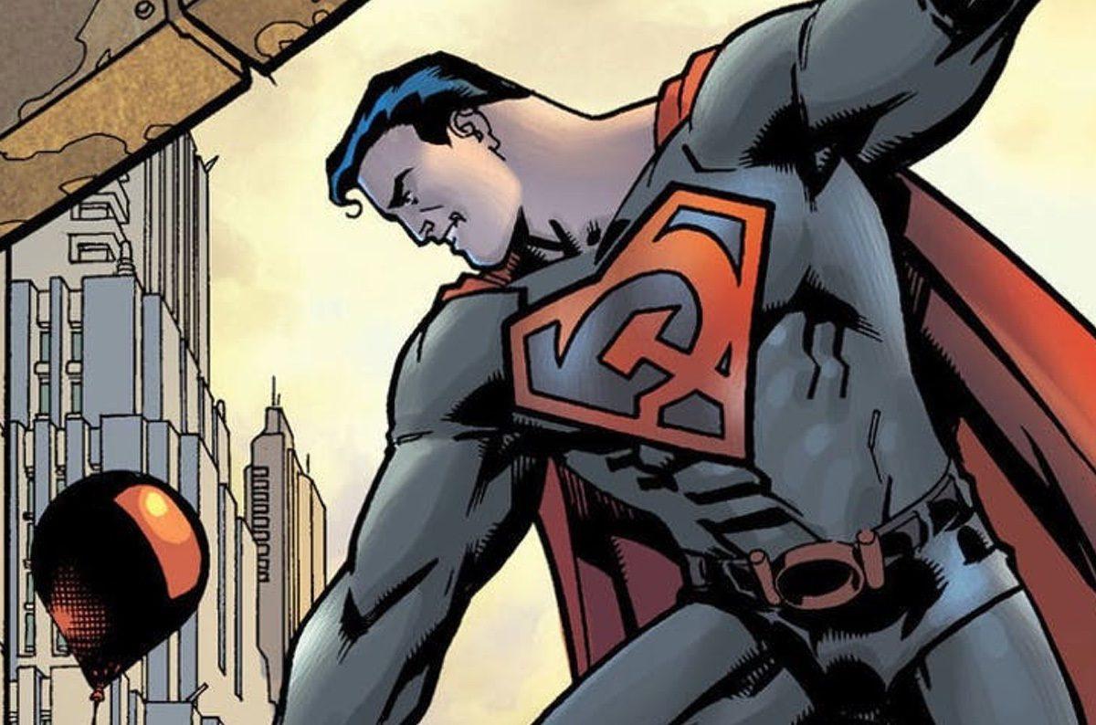 Superman: Red Son anuncia su película animada
