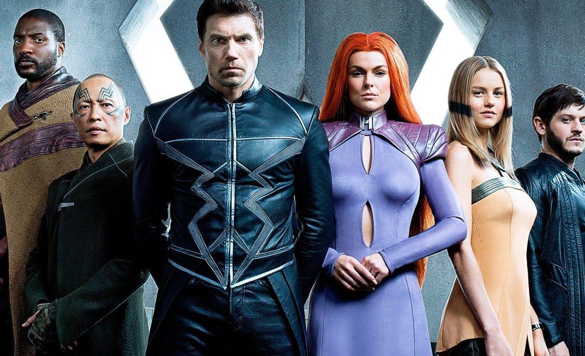 Inhumans podría tener su reboot en la pantalla grande