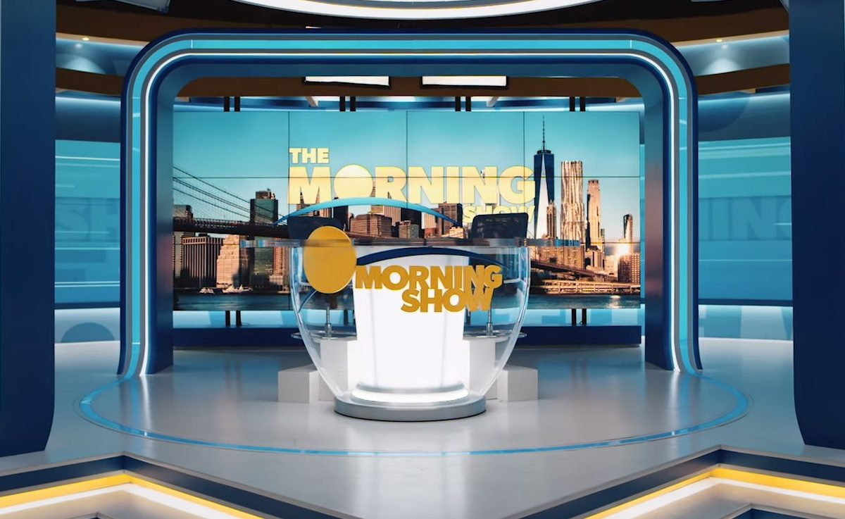 The Morning Show estrena su trailer completo