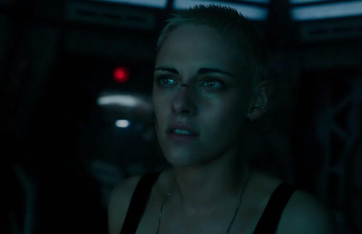 Kristen Stewart protagoniza el trailer de Underwater