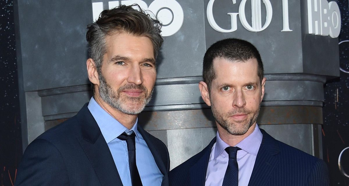 David Benioff y D.B. Weiss firman un contrato multimillonario con Netflix