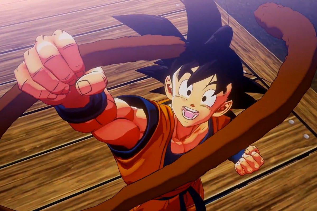 Dragon Ball Z: Kakarot estrena nuevos adelantos