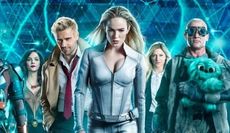 Legends of Tomorrow pierde a dos protagonistas
