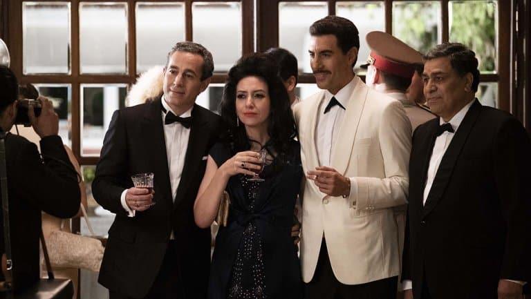 Sacha Baron Cohen protagoniza el trailer de El Espía