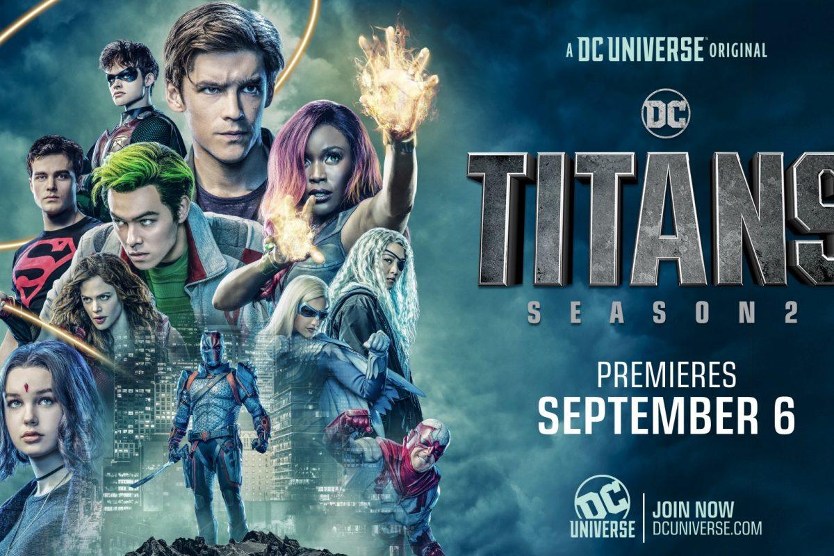 Titans encuentra a su Doctor Light