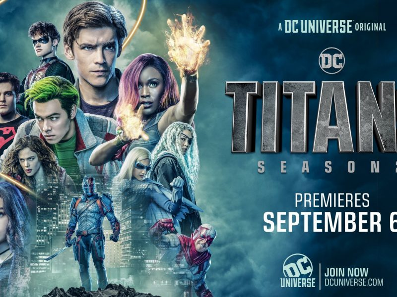 Titans encuentra a su Doctor Light