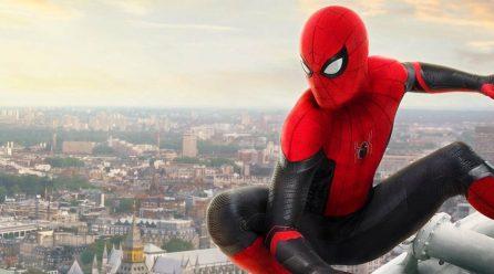 Tom Holland y Zendaya protagonizan nuevas imágenes del set de Spider-Man 3