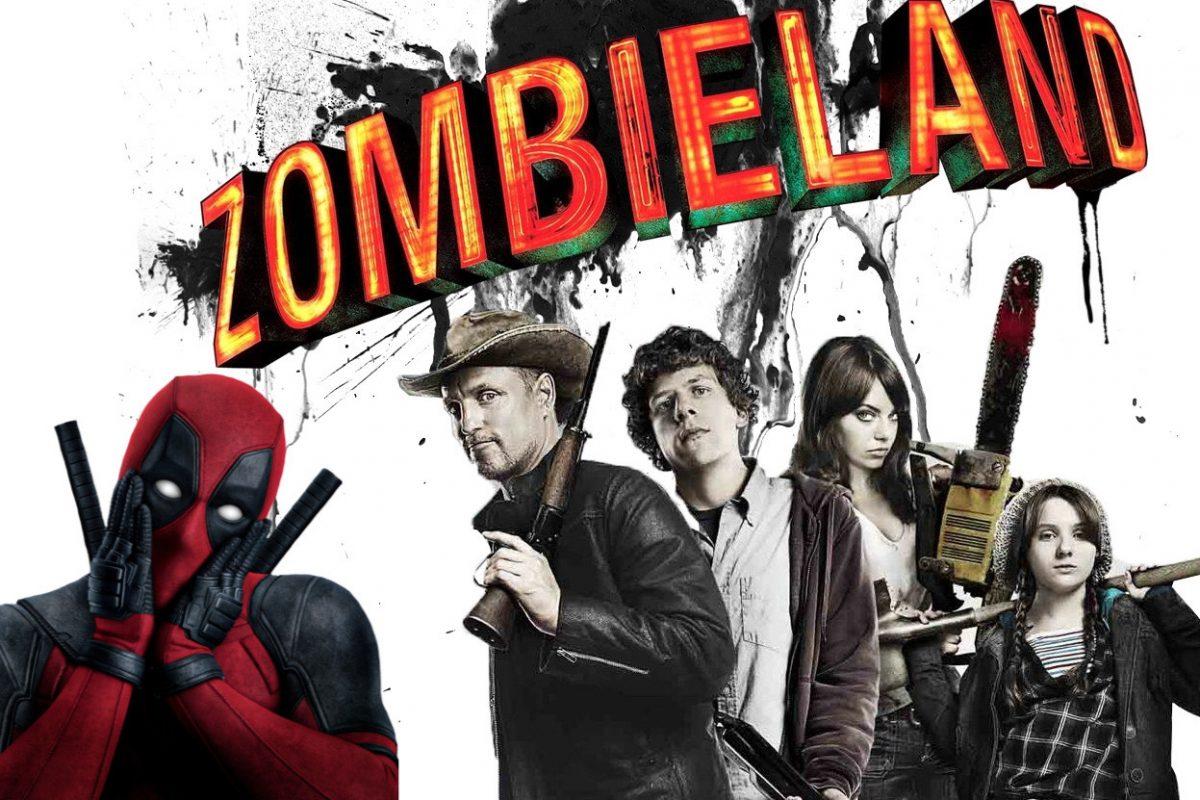 ¿Crossover entre Deadpool y Zombieland? Todo es posible