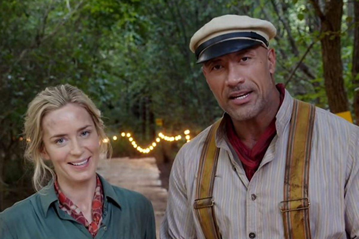 Jungle Cruise estrena un nuevo trailer completo
