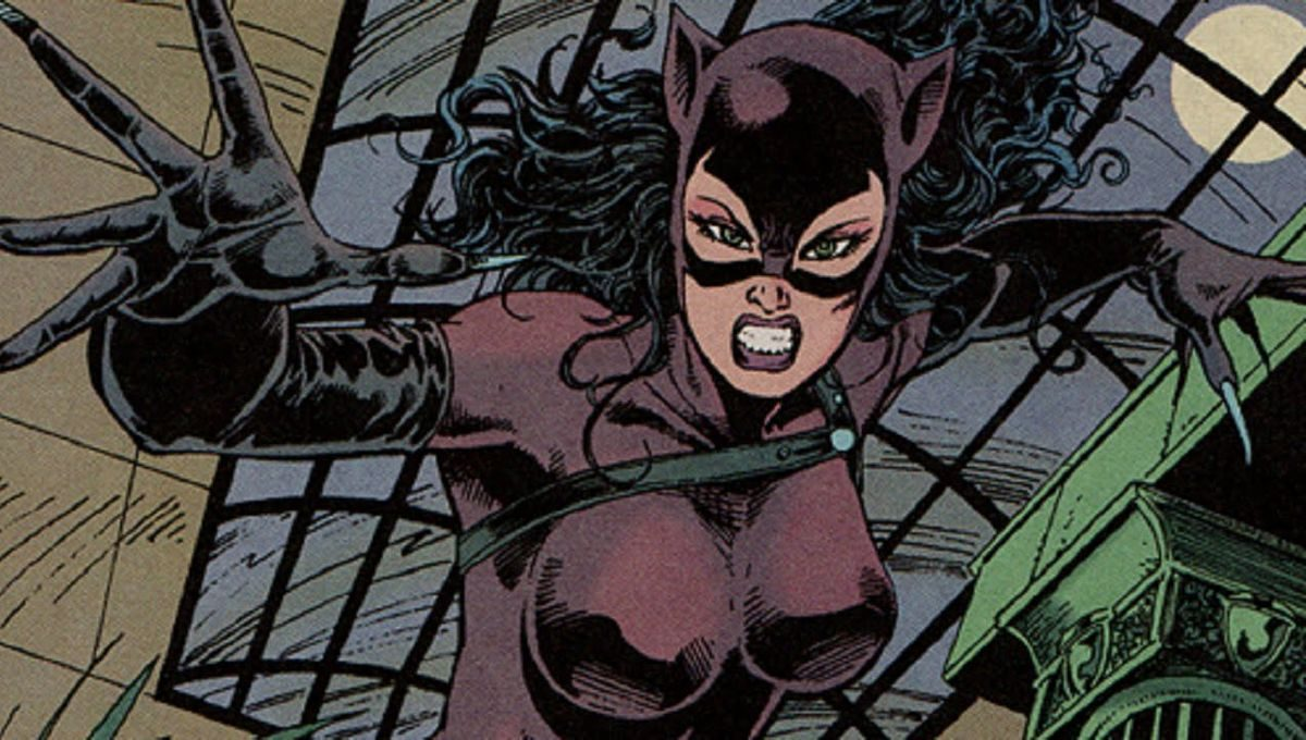 The Batman encuentra a su Catwoman