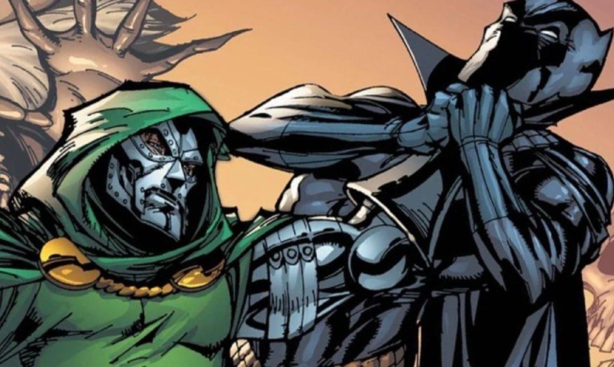 Black Panther 2 podría presentar a Dr. Doom