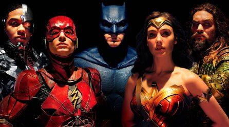 Justice League vuelve al set muy pronto