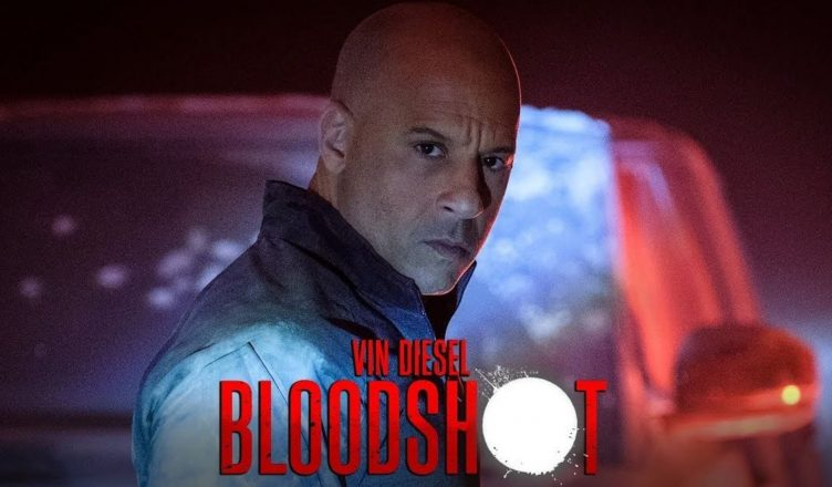 Bloodshot estrena sus primeros 9 minutos online