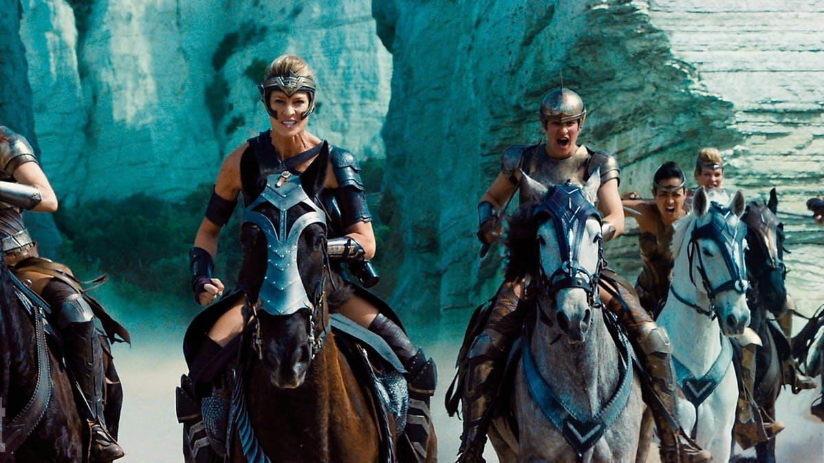 Wonder Woman: Se viene un spin-off de las Amazonas