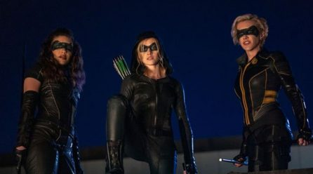 DC cancela el spin-off Green Arrow and the Canaries